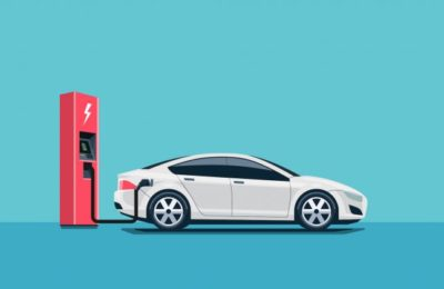 Advancement of Charging Stations for Electric Vehicles